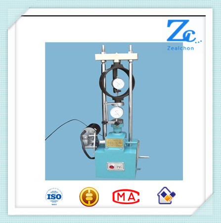 B029 Electric Soil testing instruments Unconfined Compressive Strength tester