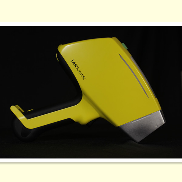 Electronic Power and X-ray fluorescence handheld metal analyzer Usage