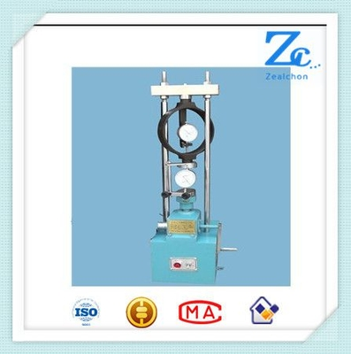 China B028 Manual Strain Controlled Soil Unconfined Compression Test Apparatus ,compression testing machine distributor