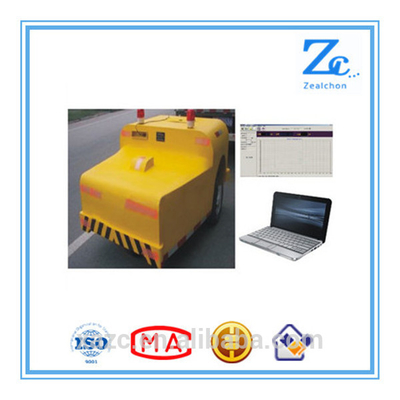 China Vehicular laser pavement roughness meter/Pavement Profilometer distributor