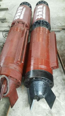 China Vibroflot Equipment   used for in situ ground vibration system distributor
