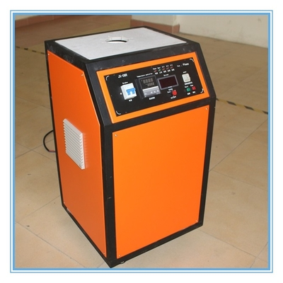 China Portable Small Gold Melting Furnace for Sale for gold making machine distributor