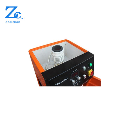 China Portable small 8t gold melting furnace with 24hours continuous smelting distributor