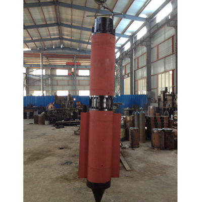 China ZCQ150 High performance vibroflot equipment used for vibroflotation deep piling engineering distributor