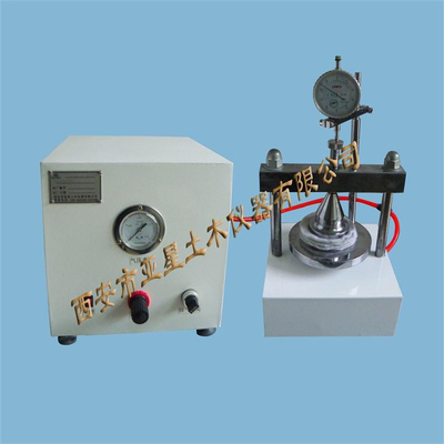 China D005 Geosynthetics thickness tester for 	Geosynthetics testing machines distributor