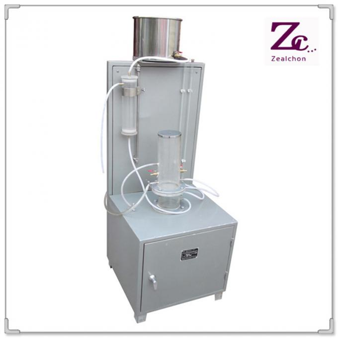 Flow Rate Tester : D geosynthetics vertical permeability tester constant